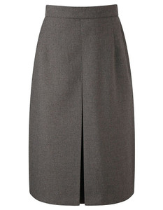 Skirt - Single Pleat - Grey (Year 9 - 11)