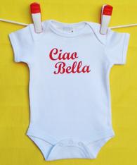 GROWSUITS - ITALIAN CIAO BELLA - HELLO BEAUTIFUL