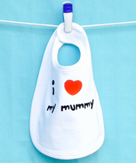 BIB - LOVE MUMMY