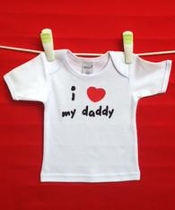 BABY TEE - DADDY LOVE