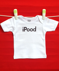 BABY TEE - IPOOD