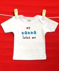 BABY TEE - NANNA LOVE
