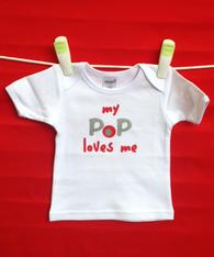 BABY TEE - POP LOVE