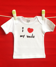 BABY TEE - UNCLE LOVE
