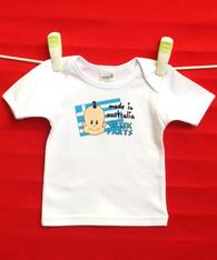 BABY TEE - GREEK PARTS