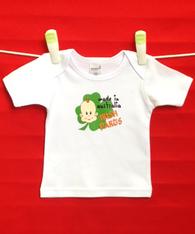 BABY TEE - IRISH PARTS