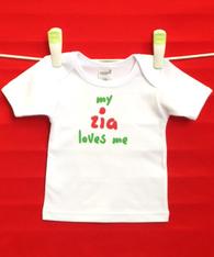 BABY TEE - ITALIAN AUNTY