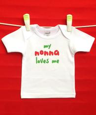 BABY TEE - ITALIAN GRANDMA - NONNA