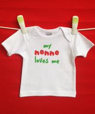 BABY TEE - ITALIAN GRANDPA - NONNO