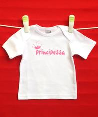 BABY TEE - ITALIAN PRINCESS