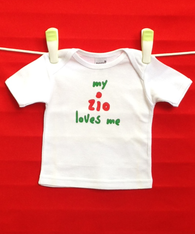 BABY TEE - ITALIAN UNCLE