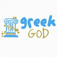 KIDS TEE - GREEK GOD
