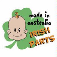KIDS TEE - IRISH PARTS