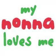 KIDS TEE - ITALIAN GRANDMA - NONNA