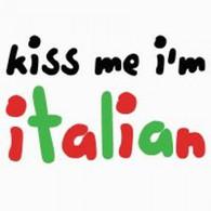KIDS TEE - ITALIAN KISS ME
