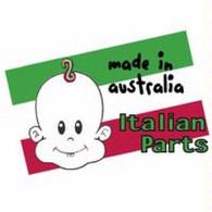 KIDS TEE - ITALIAN PARTS