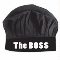 03. BOSS CHEF HAT