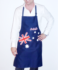 FLAG (MADE IN OZ) APRON