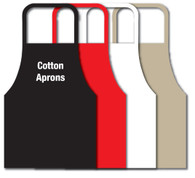 UNPRINTED APRON
