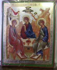 Icon- Old Testament Trinity (2)