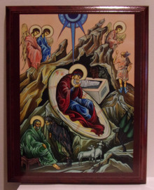 Icon- Nativity (2)