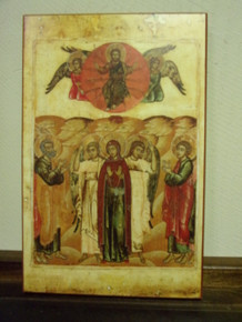 Icon- Ascension of the Lord (1) - large