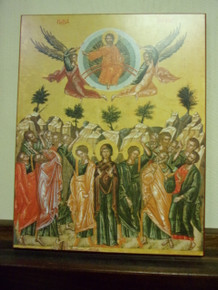 Icon- Ascension of the Lord (2)