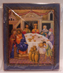 Icon- Wedding at Cana (4) - medium