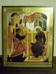 Icon- Annunciation - small
