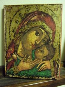 Icon- Theotokos of Korsun - large