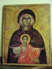 Icon- Theotokos (10)