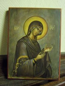 Icon- Theotokos Supplicating