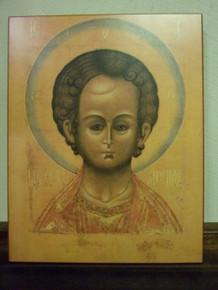 Icon- Emmanuel (Palekh)