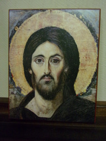Icon- Pantocrator (1) - large
