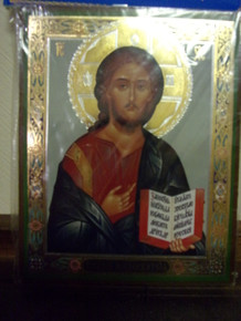 Icon- Christ the Teacher (3)