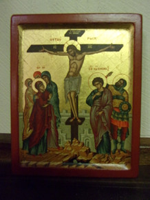 Icon- Crucifixion (7)