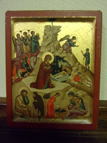 Icon- Nativity (6)