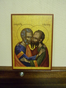 Icon- Saints Peter & Paul (1)