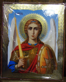 Icon- Archangel St. Michael (6)