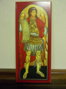 Icon- Archangel St. Michael (8)