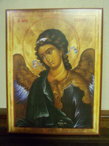 Icon- Archangel St. Gabriel