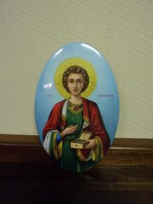 Icon- St. Panteleimon (5)