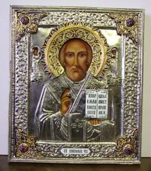 Icon- St. Nicholas (9)