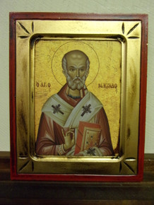 Icon- St. Nicholas (10)