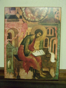Icon- St. Luke The Evangelist (Yar.) - large