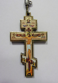Cross- Wooden Icon Cross (2)