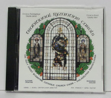 CD- Traditional Byzantine Carols