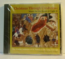CD- Christmas Through Candelmas: Music For The Feast of Lights II