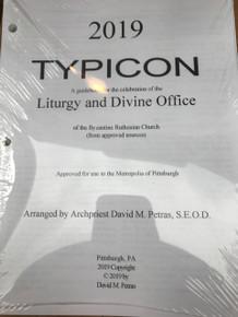 2019 Typicon