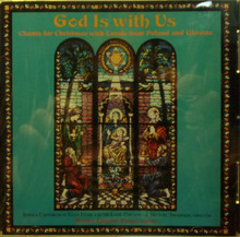 CD- Good Is With Us : Chants from Christmas With Carols from Poland and Ukraine